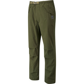 Moon Climbing Cypher Pants Herre dark olive